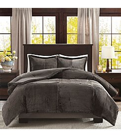 Premier Comfort Plush Comforter Mini Set