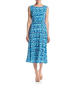 Jessica Howard® Allover Printed Dress