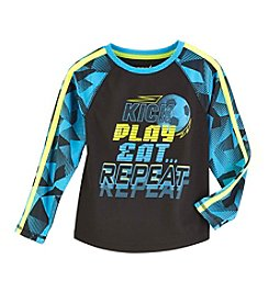 Exertek® Boys' 4-7 Raglan Graphic Tee