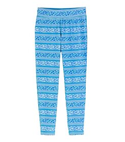 Exertek® Girls' 7-16 Printed Leggings