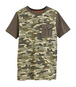 Ruff Hewn Boys' 8-20 Military Pocket Tee