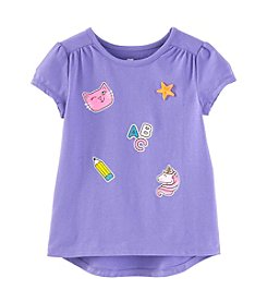 Mix & Match Girls' 2T-6X School Graphic Tee