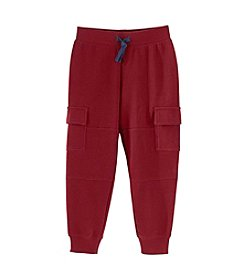 Mix & Match Boys' 4-8 Fleece Cargo Joggers