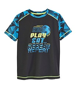 Exertek® Boys' 8-20 Graphic Tee Print Sleeves