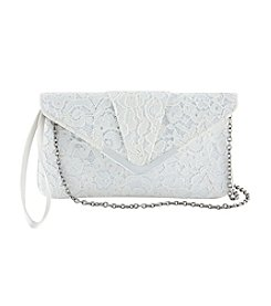 La Regale® Lace Envelope Crossbody
