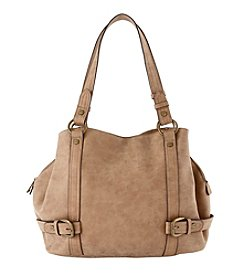 Ruff Hewn Sueded Trip Comp Hobo