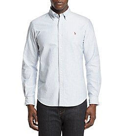 Polo Ralph Lauren® Men's Striped Cotton Oxford Shirt