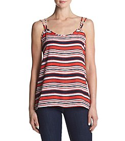 Kensie® Striped Cami