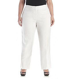 Nine West® Plus Size Classic Pants