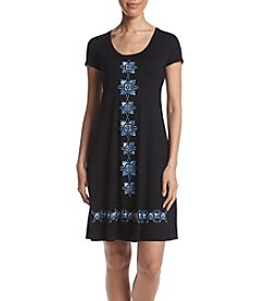 Karen Kane® Printed Front Dress