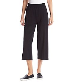 Jones New York® Cropped Wide Leg Pants