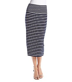 Max Studio Edit™ Striped Pencil Skirt