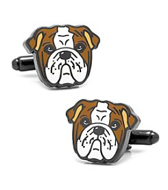 Cufflinks Inc. Bulldog Cufflinks