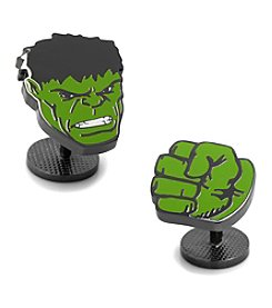 Cufflinks Inc. Marvel® Comics Incredible Hulk Cuflfinks
