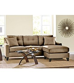 HM Richards Townhouse Sofa Chaise