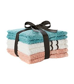Living Quarters Six Pack Washcloths