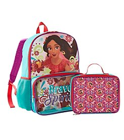 Disney® Elena Backpack With Lunchbox