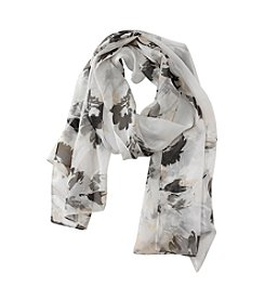 Collection 18 Garden Oblong Scarf