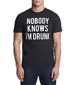 Men's Nobody Knows Graphic Tee