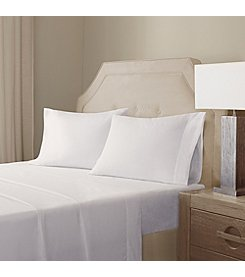 Madison Park Cotton Linen Blend Sheet Set