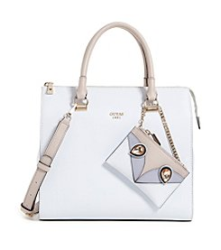 GUESS Kizzy Box Satchel