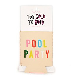ban.do® Too Cold To Hold Drink Pool Party Drink Sleeve