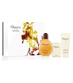 Calvin Klein OBSESSION For Men 3 Piece Gift Set (A $134 Value)