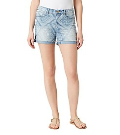 Vintage America Blues™ Evelyn Boho Raw Cuff Shorts