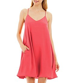 Nicole Miller New York™ Trapeze Slip Dress