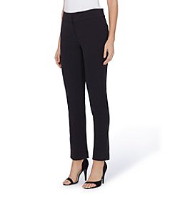 Joan Vass® Cropped Leggings