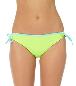 In Mocean® Jaw Breaker Tie Side Bikini Bottoms