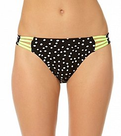 In Mocean® Snowstorm Multi Strap Bikini Bottoms