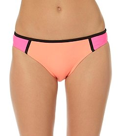 In Mocean® Colorblock Scoop Bikini Bottoms