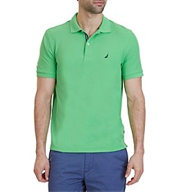 Nautica Classic Fit Performance Deck Polo Shirt