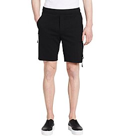Calvin Klein Solid Model Knit Shorts