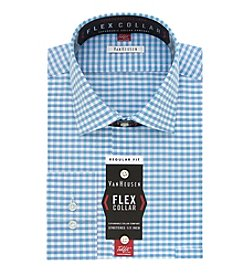 Van Heusen® Men's Big & Tall Regular Fit TekFit® Dress Shirt