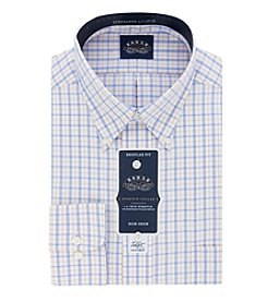Eagle® Men's Regular Fit Twill Dress Shirt