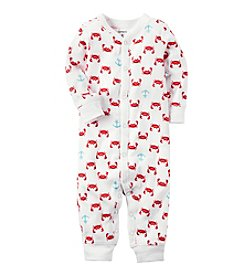 Carter's® Baby Boys' Crab Coverall