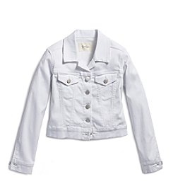 Jessica Simpson Girls' 7-16 Denim Jacket