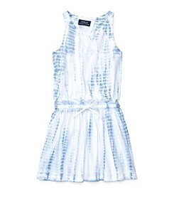 Polo Ralph Lauren® Girls' 5-6X Jersey Tie-Dye Dress