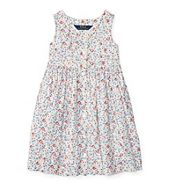 Polo Ralph Lauren® Girls' 5-6X Floral Dress