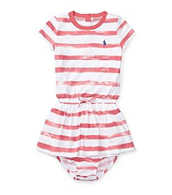 Ralph Lauren® Baby Girls' T-Shirt Dress