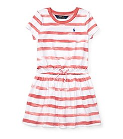 Polo Ralph Lauren® Girls' 2T-6X T-Shirt Dress