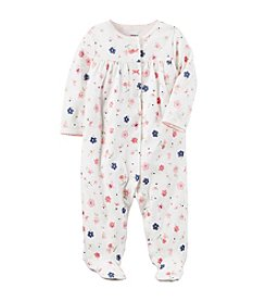 Carter's® Baby Girls' Floral Print Footie
