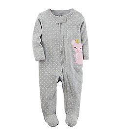 Carter's® Baby Girls' Mouse Footie