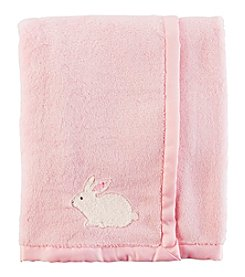 Carter's® Baby Girls' Bunny Blanket