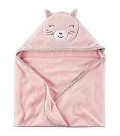 Carter's Baby Girls' Bunny Towel