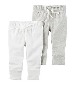 Carter's® Baby 2-Pack Pants Set