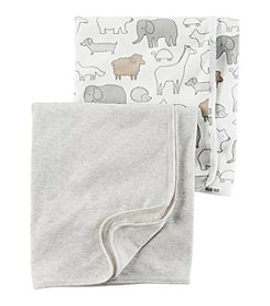 Carter's® Baby 2-Pack Swaddle Blankets