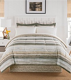 Living Quarters Daniella Reversible 8-Pc Comforter Set